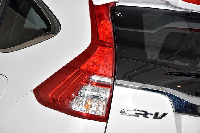 2015 Honda CR-V VTi-L RM Series II MY16 4X4 On Demand White
