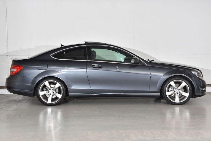 2014 Mercedes-Benz C250 Avantgarde C204 Silver