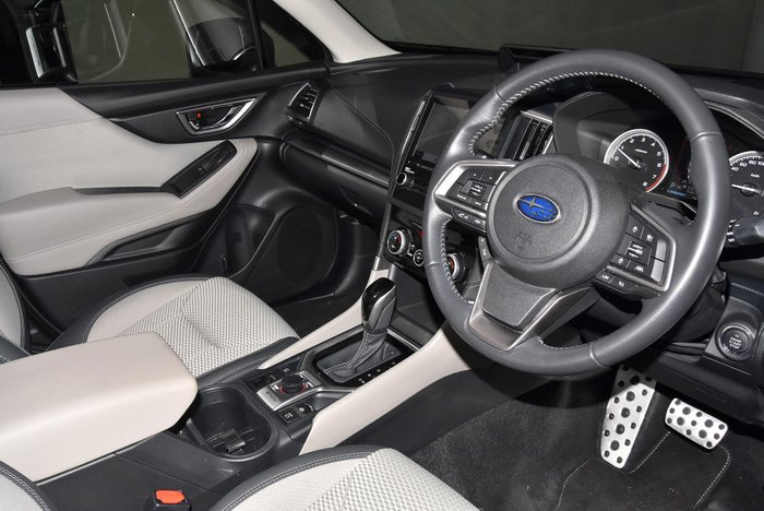 2018 Subaru Forester 2.5i Premium S5 MY19 Four Wheel Drive Black