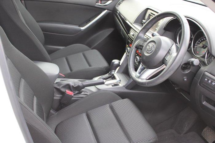 2014 Mazda CX-5 Maxx Sport KE Series MY14 White