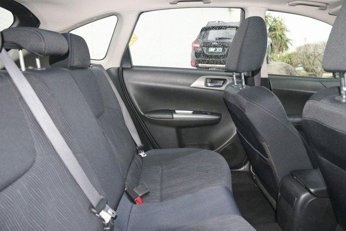 2010 Subaru Impreza RX G3 MY10 Four Wheel Drive Grey
