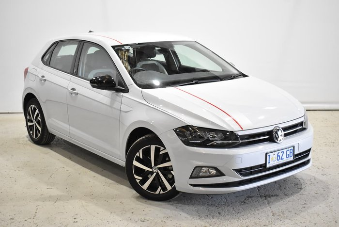 2018 Volkswagen Polo beats AW MY18 Silver