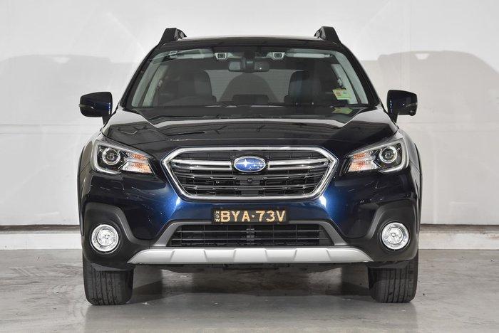 2018 Subaru Outback 2.5i Premium 5GEN MY19 Four Wheel Drive Blue