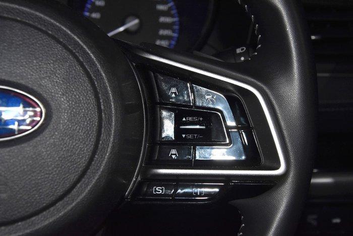 2018 Subaru Liberty 2.5i Premium 6GEN MY18 Four Wheel Drive Silver