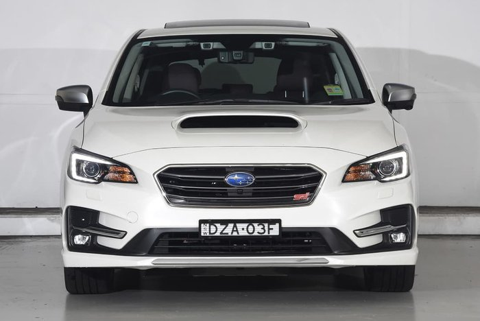 2018 Subaru Levorg 2.0 STI Sport V1 MY18 Four Wheel Drive White