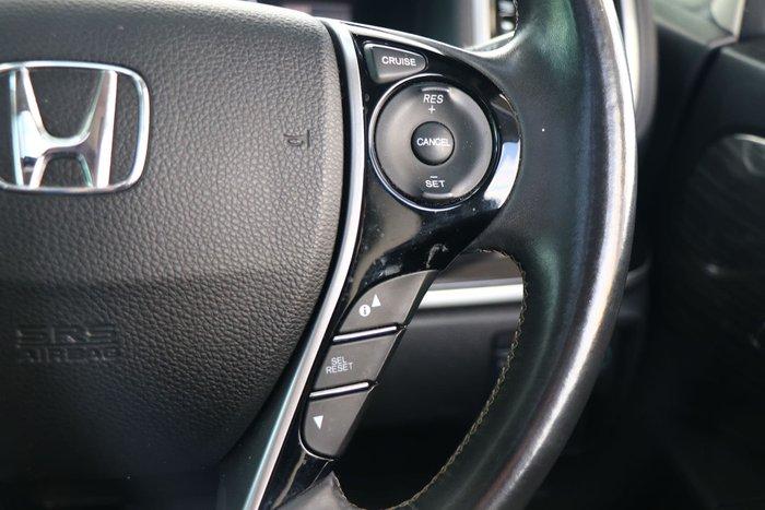 2014 Honda Odyssey VTi-L 5th Gen MY14 Grey