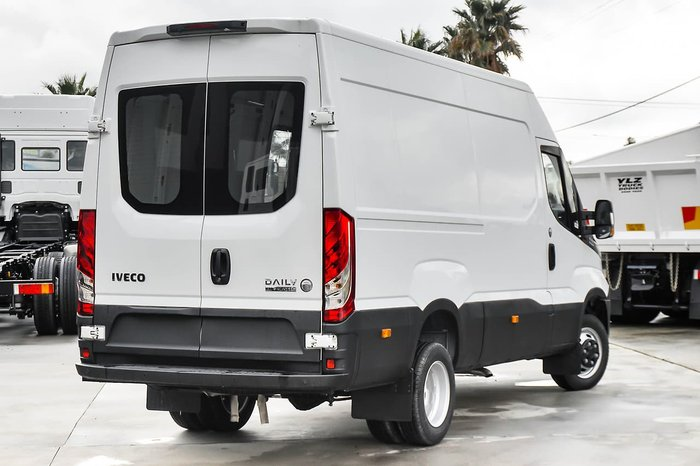 2019 IVECO DAILY 50C17A8 12M3 null null White