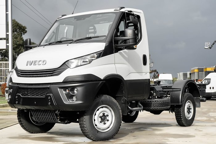 2019 IVECO DAILY 55S18HW 4X4 null null White