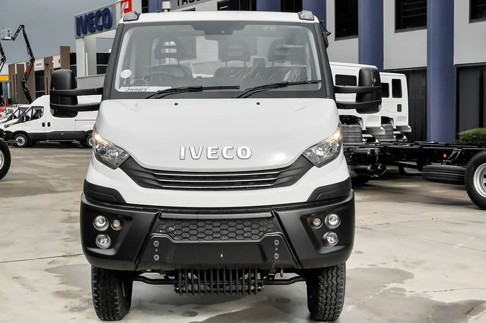 2018 IVECO DAILY 55S18HW 4X4 null null White