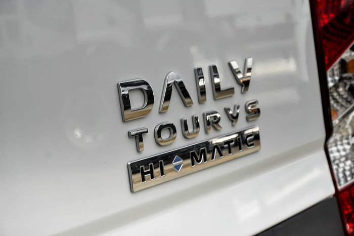 2019 IVECO DAILY MINI BUS EXECUTIVE 16 null null White