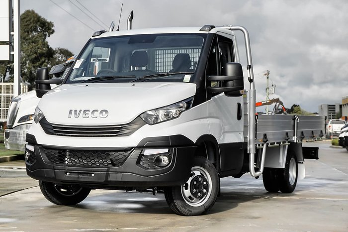 2019 IVECO DAILY 45C17 null null White