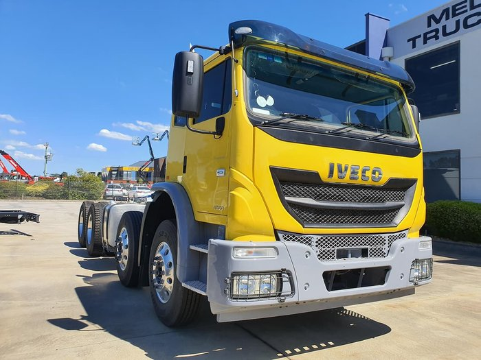 2018 IVECO ACCO 8X4 null null null