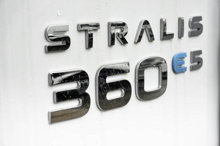 2019 IVECO STRALIS ATI 360 6X2 null null White