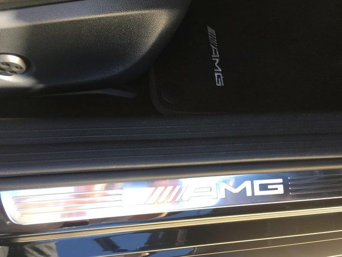 2015 Mercedes-Benz A45 AMG W176 Four Wheel Drive Black