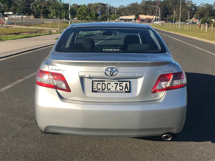 2011 Toyota Camry Touring ACV40R Silver