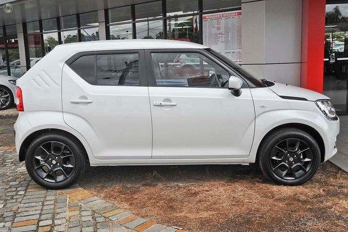 2019 Suzuki Ignis GLX MF White