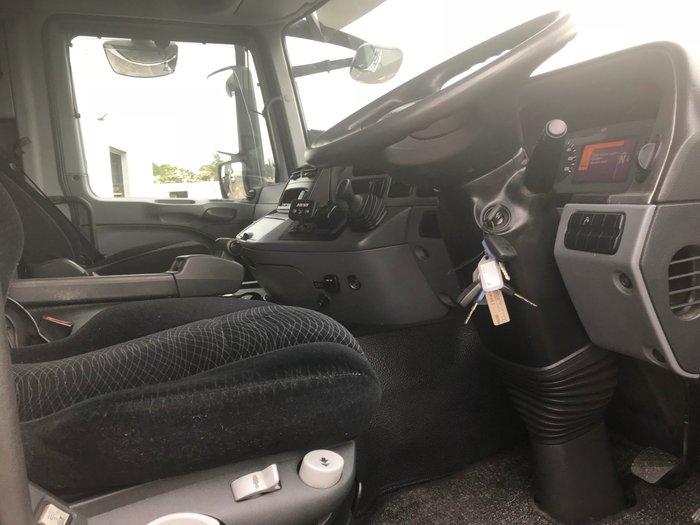 2015 Mercedes Benz 2644 Actros 2644 ACTROS WHITE