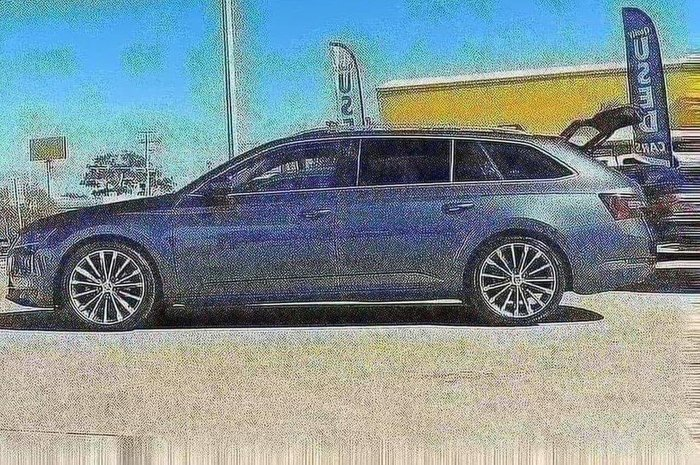 2018 SKODA Superb 162TSI NP MY18.5 Quartz Grey Metallic