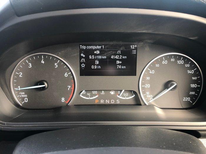 2018 Ford EcoSport Titanium BL MY18 White