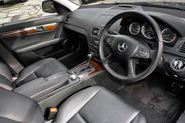 2008 Mercedes-Benz C200 Kompressor Classic W204 Black