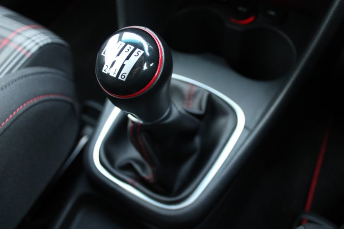 2016 Volkswagen Polo GTI 6R MY16 Red