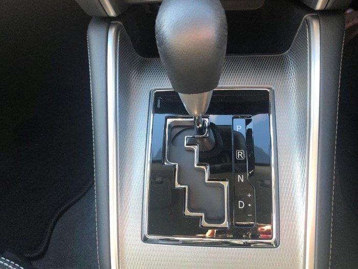 2018 Mitsubishi Triton GLS Premium MR MY19 4X4 Dual Range Grey