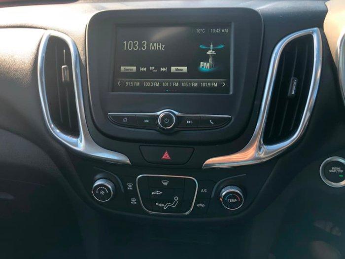 2017 Holden Equinox LS+ EQ MY18 Silver