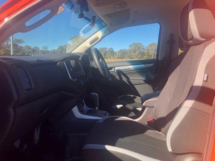 2019 Holden Colorado LS RG MY19 4X4 Dual Range Orange