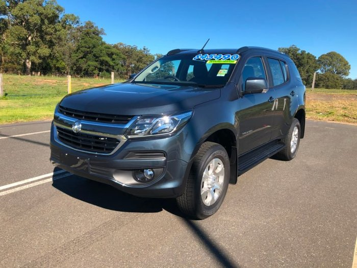 2019 Holden Trailblazer LT RG MY19 4X4 Dual Range Grey