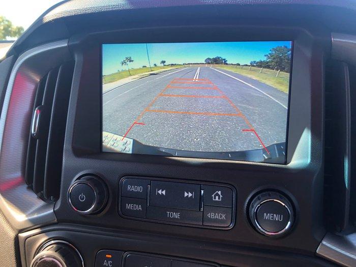 2019 Holden Colorado Z71 RG MY19 4X4 Dual Range Orange