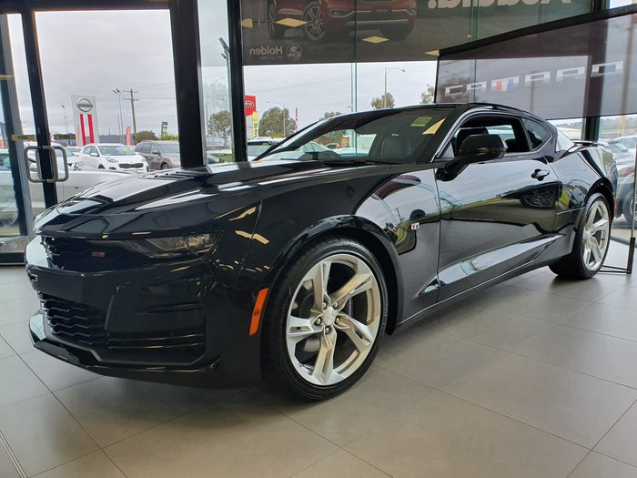2019 Chevrolet Camaro 2SS MY19 Black