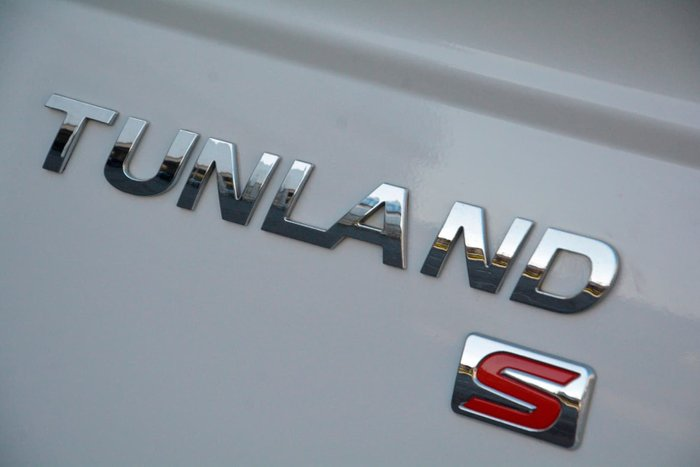 2015 Foton Tunland P201 4X4 Dual Range White