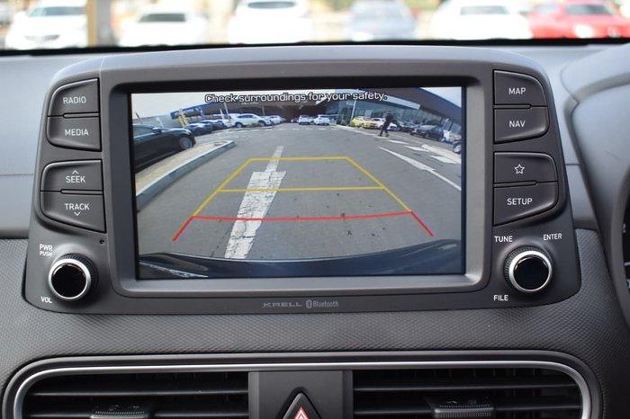 2019 Hyundai Kona Highlander OS.2 MY19 Black