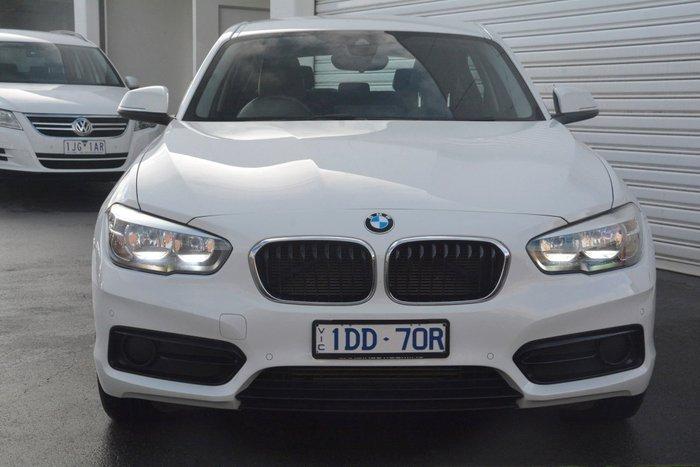 2015 BMW 1 Series 118i Sport Line F20 LCI White