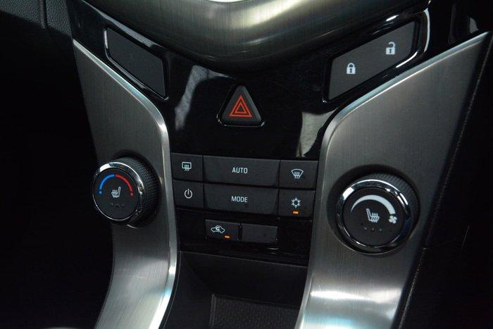 2014 Holden Cruze SRi Z Series JH Series II MY14 Green