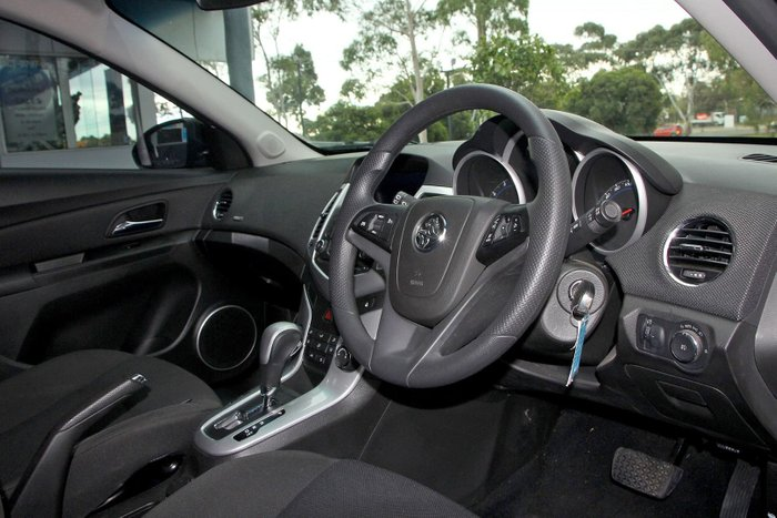 2014 Holden Cruze Equipe JH Series II MY14 Black