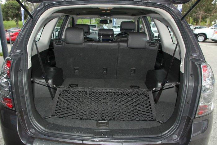 2013 Holden Captiva 7 LX CG MY13 4X4 On Demand Grey
