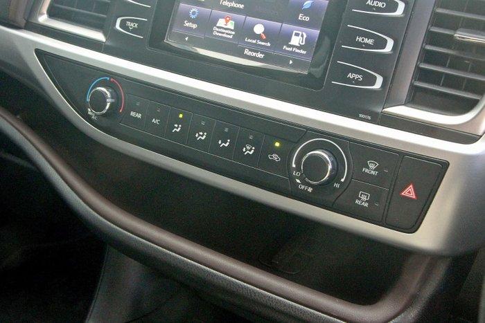 2014 Toyota Kluger GX GSU50R Grey