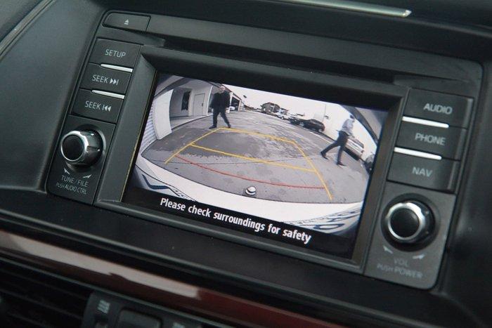 2013 Mazda 6 Atenza GJ White