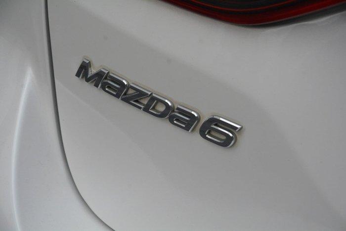 2013 Mazda 6 Touring GJ White