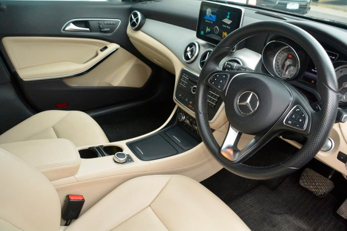 2015 Mercedes-Benz CLA200 X117 Black