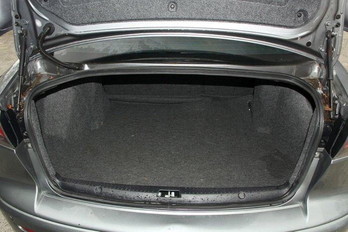 2012 Mitsubishi Lancer ES CJ MY12 Silver