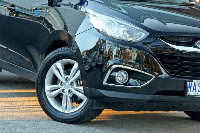 2013 Hyundai ix35 SE LM2 Black