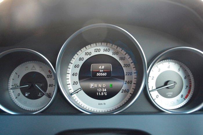2013 Mercedes-Benz C250 Elegance W204 MY13 Grey