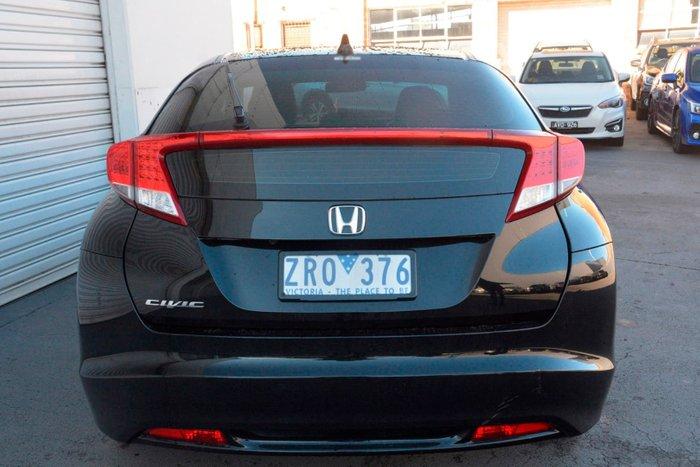 2012 Honda Civic VTi-S 9th Gen Black