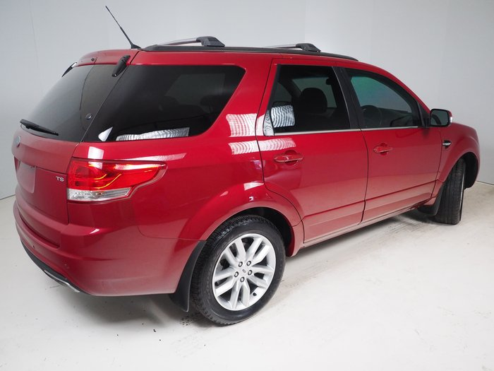 2016 Ford Territory TS SZ MkII Red