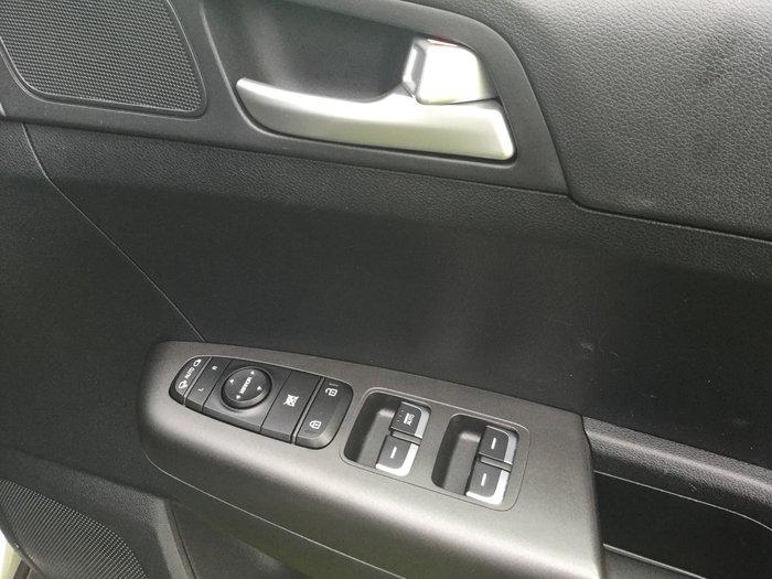 2018 Kia Sportage Si QL MY18 Silver
