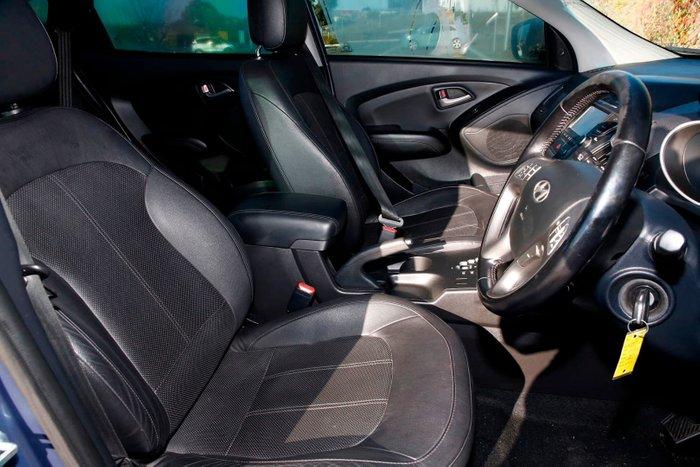2013 Hyundai ix35 Trophy Series II Grey