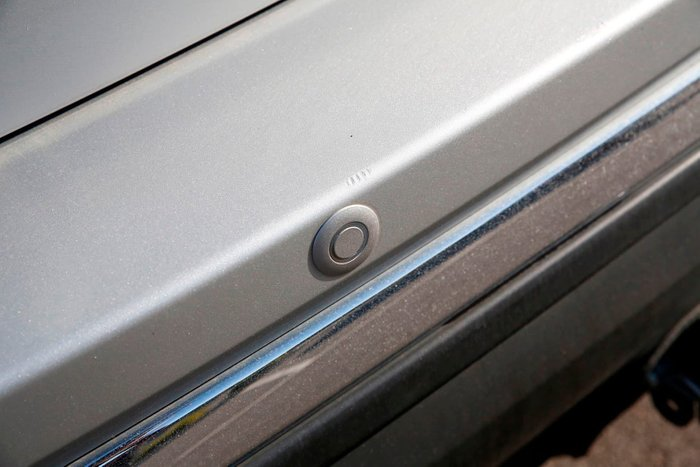 2017 Nissan Pathfinder Ti R52 Series II MY17 Silver