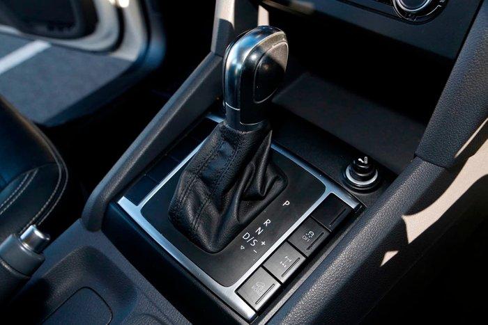 2014 Volkswagen Amarok TDI420 Trendline 2H MY14 4X4 Constant White